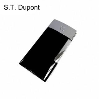 【S.T.Dupont 都彭】E-SLIM 電熱式打火機黑色(27004)
