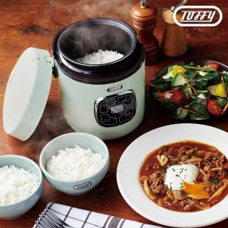 【日本Toffy】微電腦炊飯器(K-RC2 電子鍋)