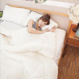 【Lust 生活寢具】美麗諾澳洲羊毛被100%澳洲進口/2公斤純羊毛被胎澳洲/國際羊毛局認證6X7尺2公斤