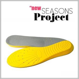 【MAGIC SHOE PAD】KK141超軟加厚/舒適減壓運動鞋墊(籃球網球跑步/久站縮碼磨腳)