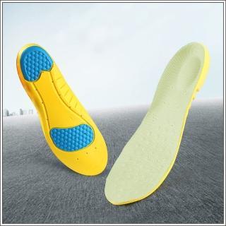 【MAGIC SHOE PAD】KK173升級版舒適減震運動鞋墊(籃球網球跑步/縮碼磨腳/足弓支撐)