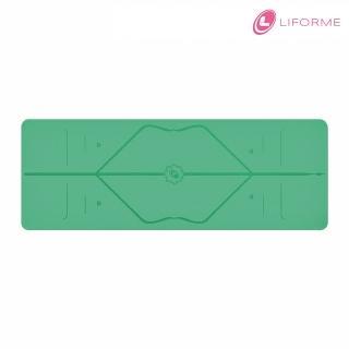 【Liforme】輕便瑜珈墊-綠(原廠公司貨)