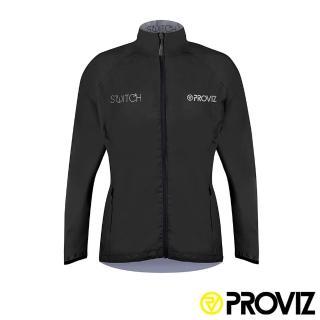 【PROVIZ】英國運動品牌 Switch系列 女款自行車反光 夾克外套