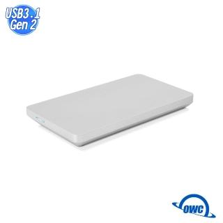 【OWC】Envoy Pro EX(USB-C 高速 NVMe M.2 SSD 外接盒)