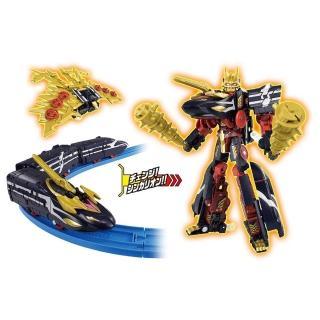 【TAKARA TOMY】DXS103 新幹線變形機器人 暗黑魔王號(PLARAIL鐵道王國)