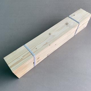 【沃克嚴選】松木板料 14x115x758mm-10片