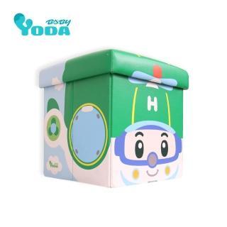 【yoda】YODA 救援小英雄波力收納椅-萌版(HELLY款)