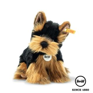 【STEIFF德國金耳釦泰迪熊】約克夏小狗 Herkules Yorkshire Terrier(動物王國_黃標)