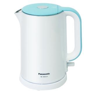 【Panasonic 國際牌】1.2L雙層隔熱快煮壺(NC-HKD121-W)