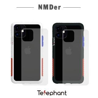 【太樂芬Telephant】iPhone 11 Pro 抗汙防摔手機殼(iPhone 11 Pro 5.8吋)