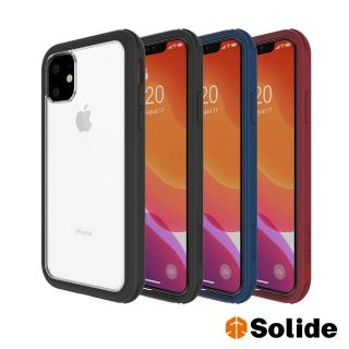 【SOLiDE】維納斯 iPhone 11 Pro軍規防摔手機殼(iPhone 11 Pro 5.8吋)