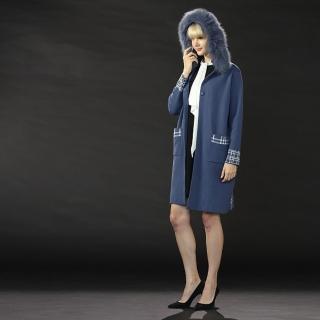 SuperWands米蘭-5KG安哥拉羊毛針織外套
