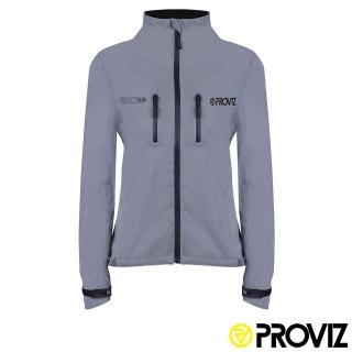 【PROVIZ】英國運動品牌 Reflect 360系列 女款自行車反光夾克外套
