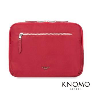 【KNOMO】英國 Knomad 數位收納包(胭脂紅 10.5 吋)