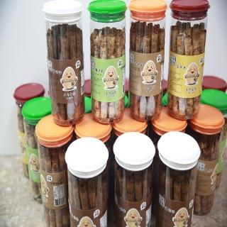 【七號倉儲】就賀呷蛋捲20支/罐--8罐原味組附提袋(手作蛋捲)