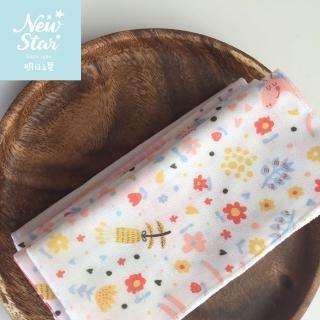 【NEW STAR】親膚純棉寶寶紗布方巾9條入(親膚 寶寶必備 嬰兒用品 懷孕 新手爸媽)