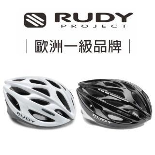 【Rudy】輕量成人自行車安全帽(安全帽 單車帽 自行車帽 成人安全帽 原價$5800 贈束口袋)