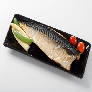【華得水產】巨無霸挪威鯖魚片6kg組(25-27片/無紙板/220-240g)