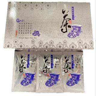 【留茗傳】薑紅茶茶包禮盒組*3盒