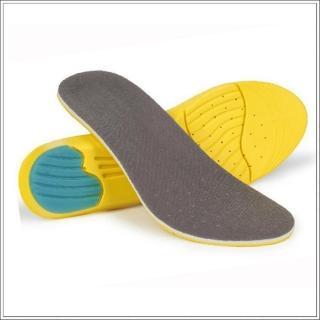 【MAGIC SHOE PAD】CC015太空記憶運動鞋墊(軍訓跑步籃球減震久站鞋墊)