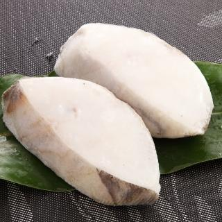 【海之醇】優質無肚洞扁鱈切片-10片組(200g/片)