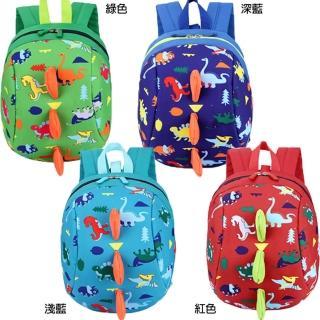 【TDL】恐龍防走失背包兒童後背包包雙肩背包 48-60066