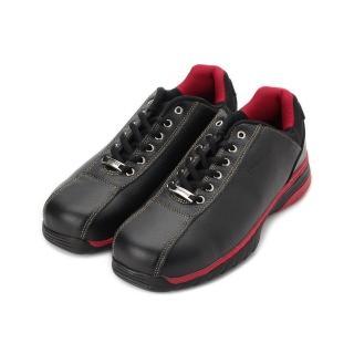 【PAMAX 帕瑪斯】25-30 cm  男鞋 高抓地力鋼頭安全鞋 黑