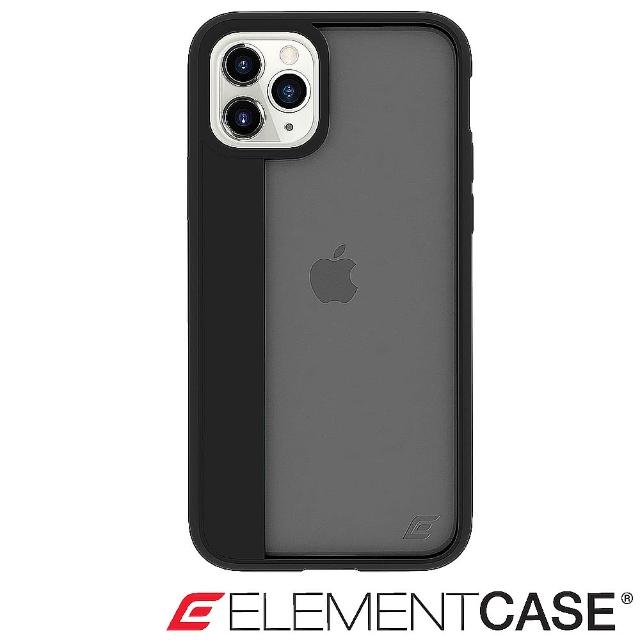 【Element Case】iPhone 11 Pro Illusion(輕薄幻影軍規殼 - 酷黑)