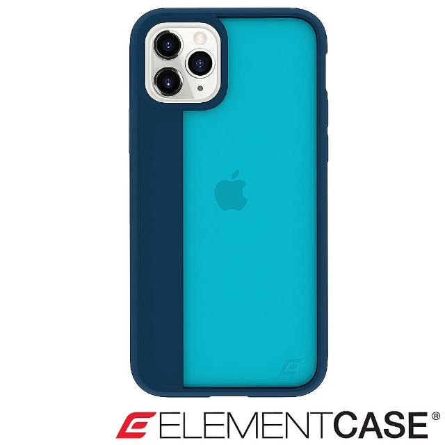 【Element Case】iPhone 11 Pro Illusion(輕薄幻影軍規殼 - 深藍)