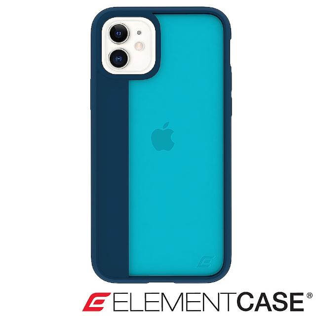 【Element Case】iPhone 11 Illusion(輕薄幻影軍規殼 - 深藍)