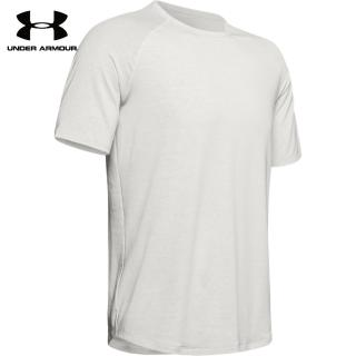 【UNDER ARMOUR】UA 男 Recovery 短T-Shirt(白)