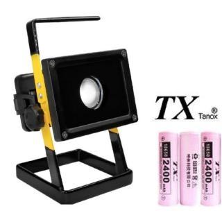 【雙十二限定-TX特林】方形戶外防水強亮工作燈(SL-402)