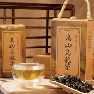 【惠鑽銓】南投茶鄉清香甘潤當季高山茶葉150g*20盒共5斤(贈冷泡濾茶器*1個)
