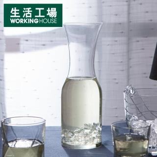 【生活工場】Libbey雅緻冷水瓶1180cc