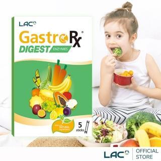 【GNC 健安喜】LAC 蔬果酵素輕巧隨身組 5包/盒(15種天然蔬果/3大酵素專利/540天醱酵)