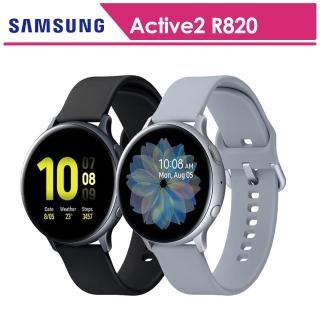 【SAMSUNG 三星】Galaxy Watch Active2 鋁44mm智慧手錶手錶 SM-R820
