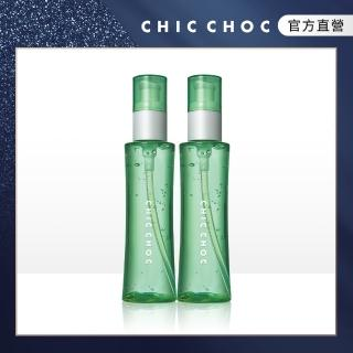 【CHIC CHOC】植萃舒活精華液80ml(2入組)