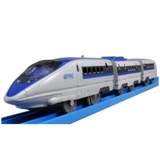 【PLARAIL】S-02 500系新幹線(PLARAIL鐵道王國)