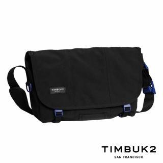 【Timbuk2】Flight Classic Messenger 13 吋輕量經典郵差包(黑色)