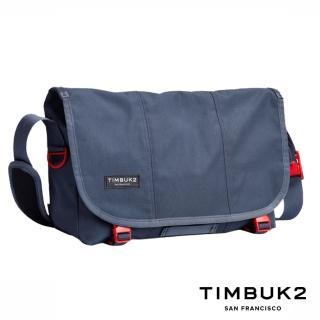 【Timbuk2】Flight Classic Messenger 13 吋輕量經典郵差包(灰藍色)