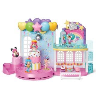 【Party Popteenie】派對甜心場景組(派對玩具)