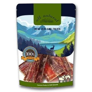 【100% 天然紐西蘭寵物點心】牛肉薄片-80G