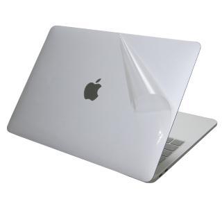【Ezstick】APPLE MacBook Pro 13 A2159 2019年 二代透氣機身保護貼(含上蓋貼、鍵盤週圍貼、底部貼)