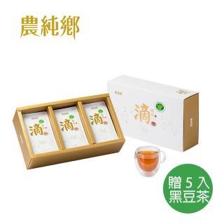 【農純鄉】滴雞精 21入+5包杜仲茶(冷凍出貨)