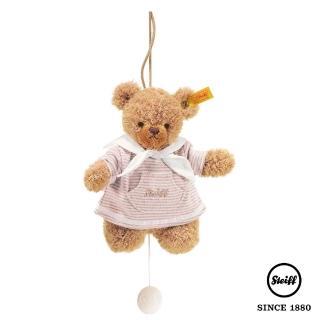 【STEIFF】好眠領巾小熊 Sleep Well Bear(嬰幼兒音樂鈴)