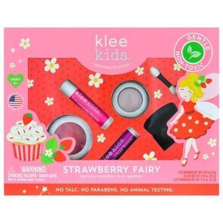 【Klee Kids】草莓仙子彩妝組