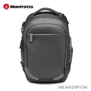 【Manfrotto 曼富圖】後背包 M 專業級II Advanced2 Gear Backpack M