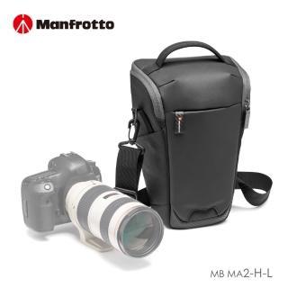 【Manfrotto 曼富圖】槍套包 L 專業級II Advanced2 Holster L