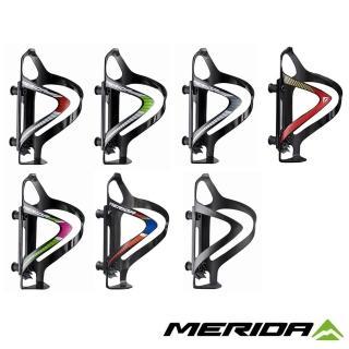 【MERIDA 美利達】自行車碳纖水壺架(托架/補水/水瓶/單車)