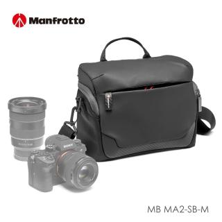 【Manfrotto 曼富圖】輕巧肩背包 M 專業級IIAdvanced2 Shoulder bag M
